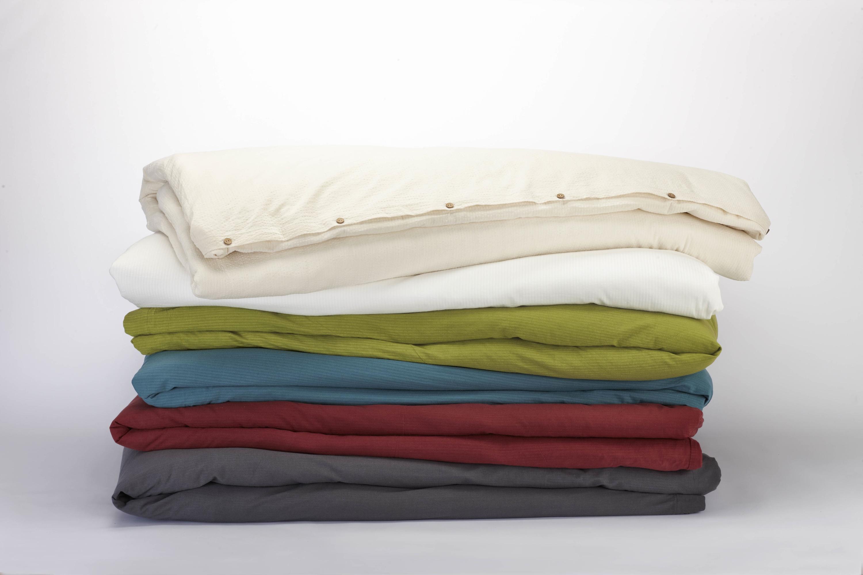 Coyuchi | West Elm Comforter | Coyuchi Pajamas