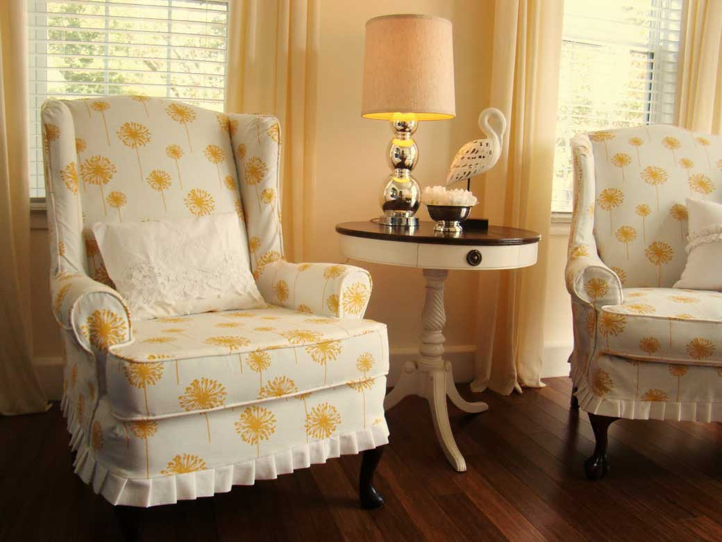 Furniture & Rug: Charming Rowe Furniture Slipcovers For Best ...