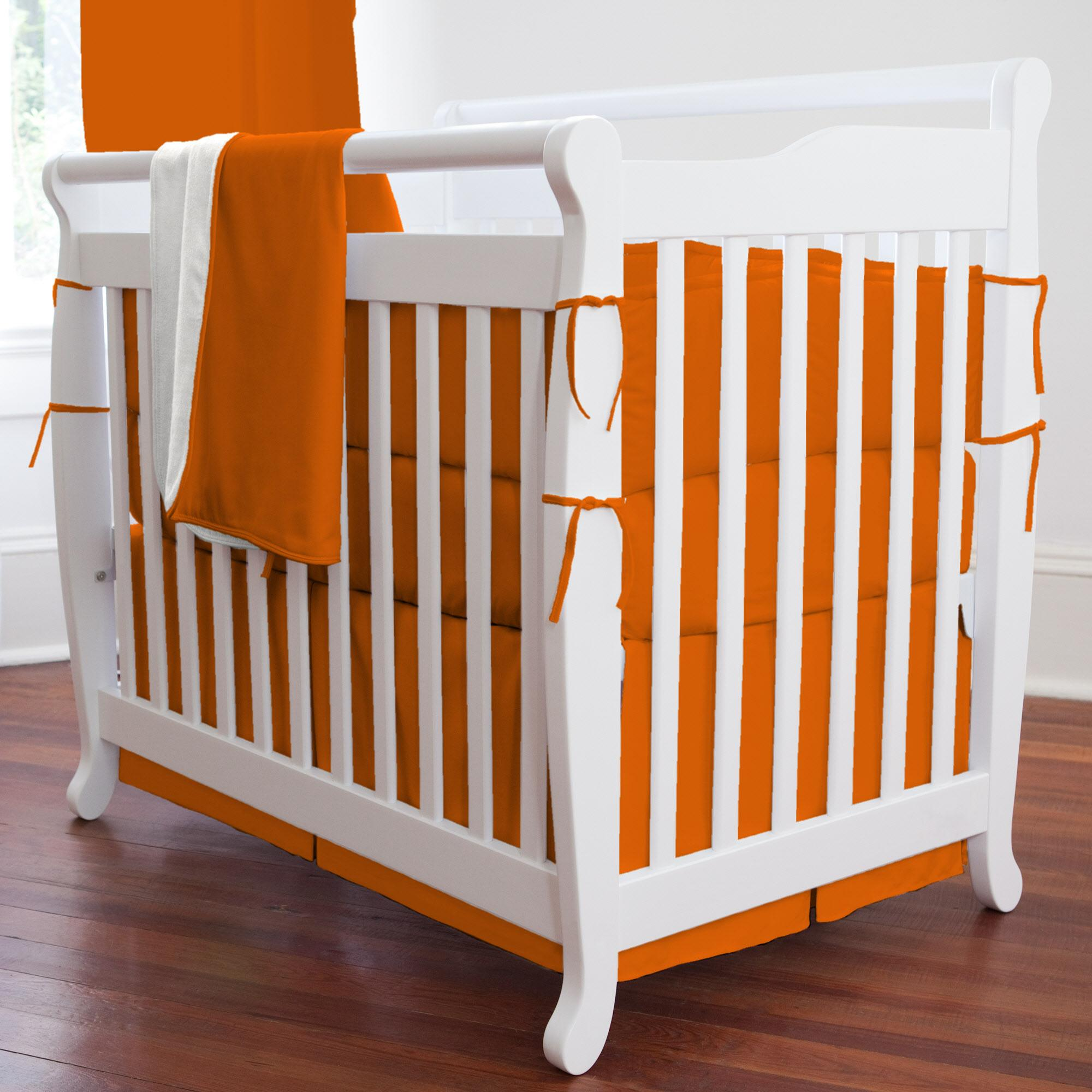 Crib Bumper Pads | Bumper Pads for Baby Cribs | Should Bumper Pads Be Used in Cribs
