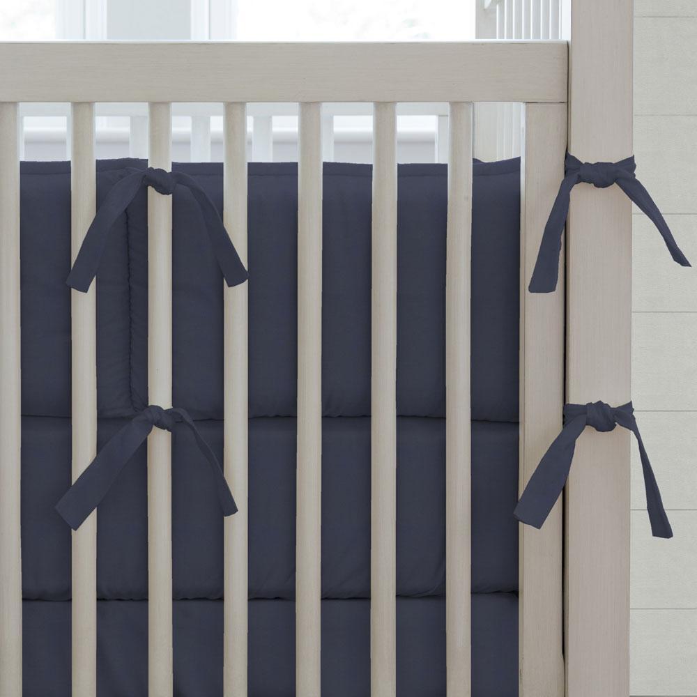 Crib Bumper Pads | Crib Mesh Bumper | Crib Rail Bumpers