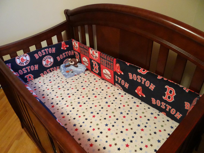 Crib Bumper Pads | Mesh Baby Bumpers | Camo Crib Bumper Pad