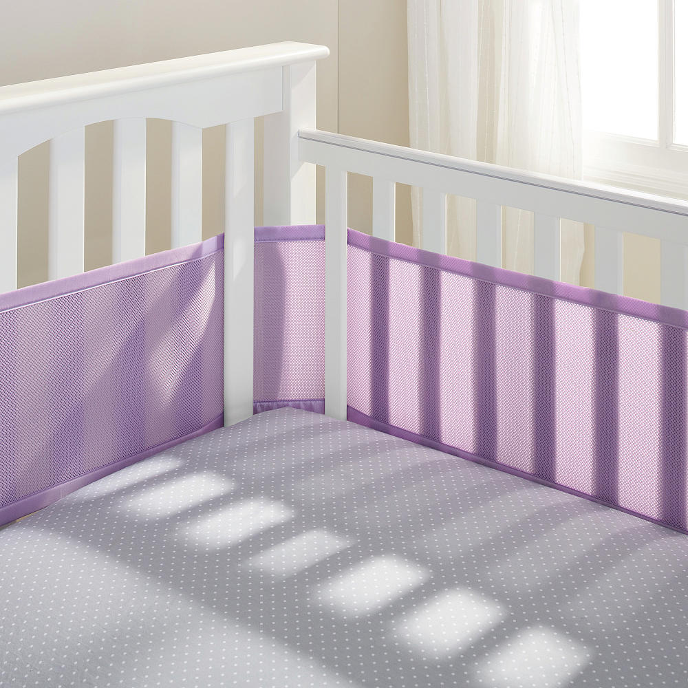 Crib Padding | Baby Crib Rail Covers | Crib Bumper Pads