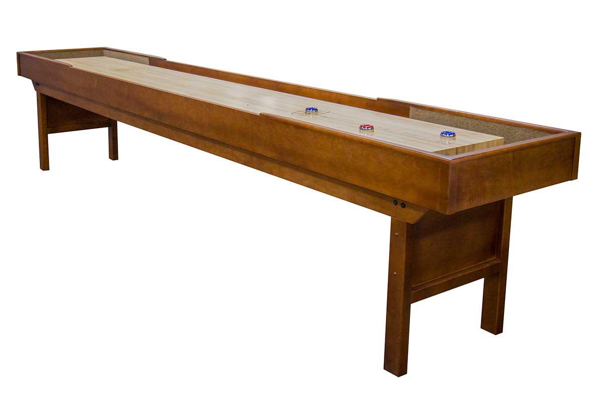 Custom Shuffleboard Pucks   Shuffleboard Table   How to Build A Shuffleboard Table