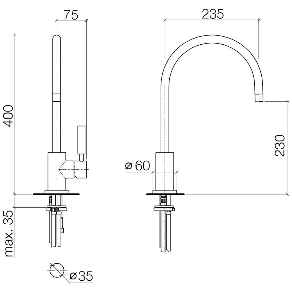 Dornbracht Kitchen Faucet | Dornbracth | Dornbracht Faucet