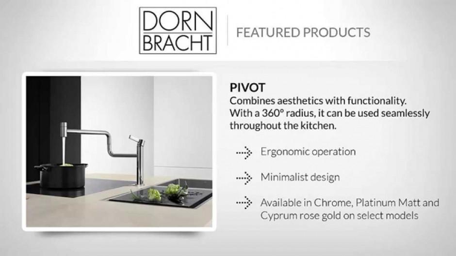 Dornbracht Rain Shower | Bathroom Fittings Usa | Dornbracht Kitchen Faucet