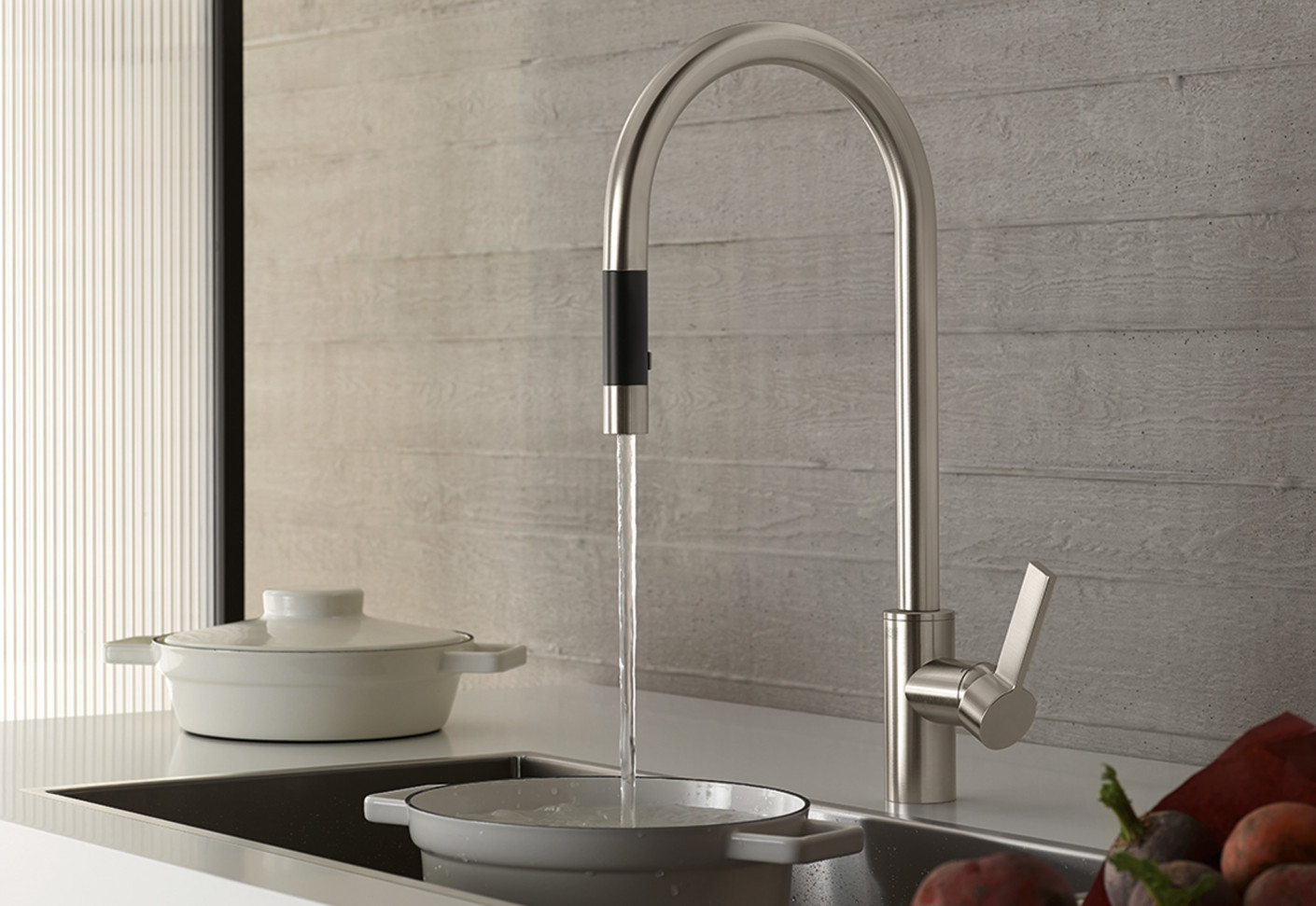 Dornbracht Shower | Dornbracht Kitchen Faucet | Dornbracht Bathroom Faucets