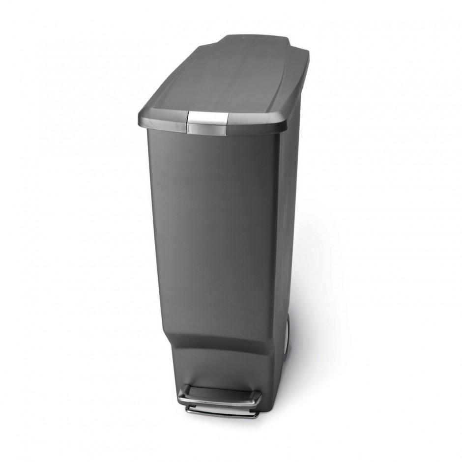 Dual Kitchen Trash Can   Simplehuman Recycler   Simplehuman 50l Trash Can