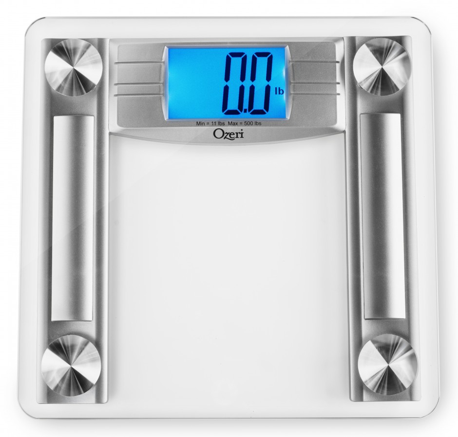 Eatsmart Precision Digital Bathroom Scale | Best Scale To Weigh Yourself | Salter Body Scales