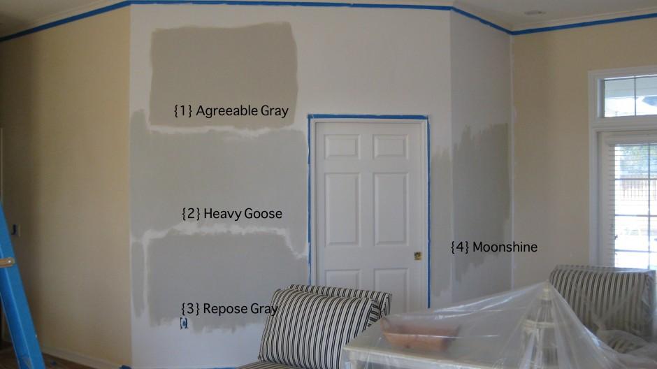 Edgecomb Gray Undertone | Greige Paint Color | Greige Paint