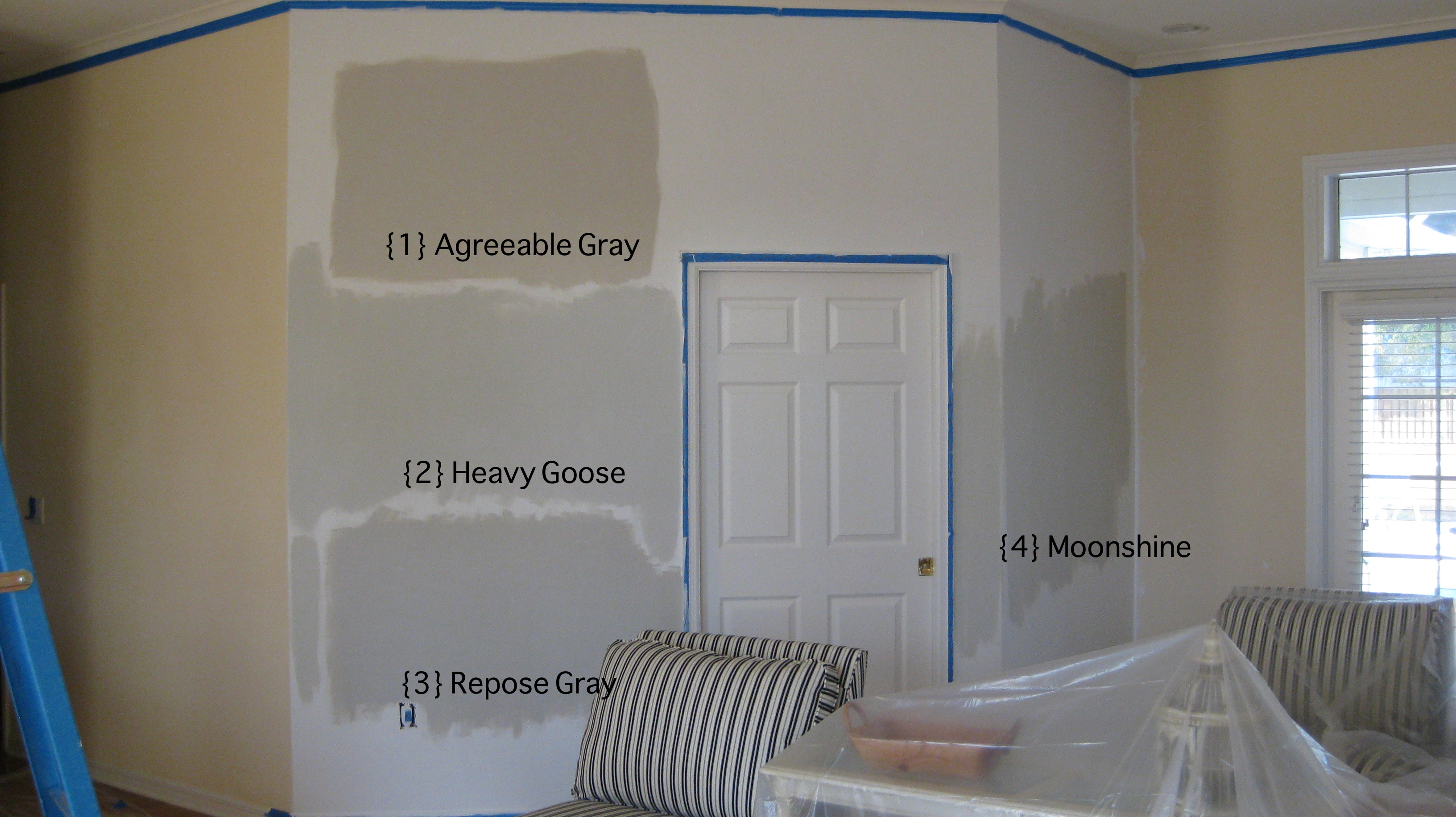 Interior & Decor: Wonderful Greige Paint For Best Interior
