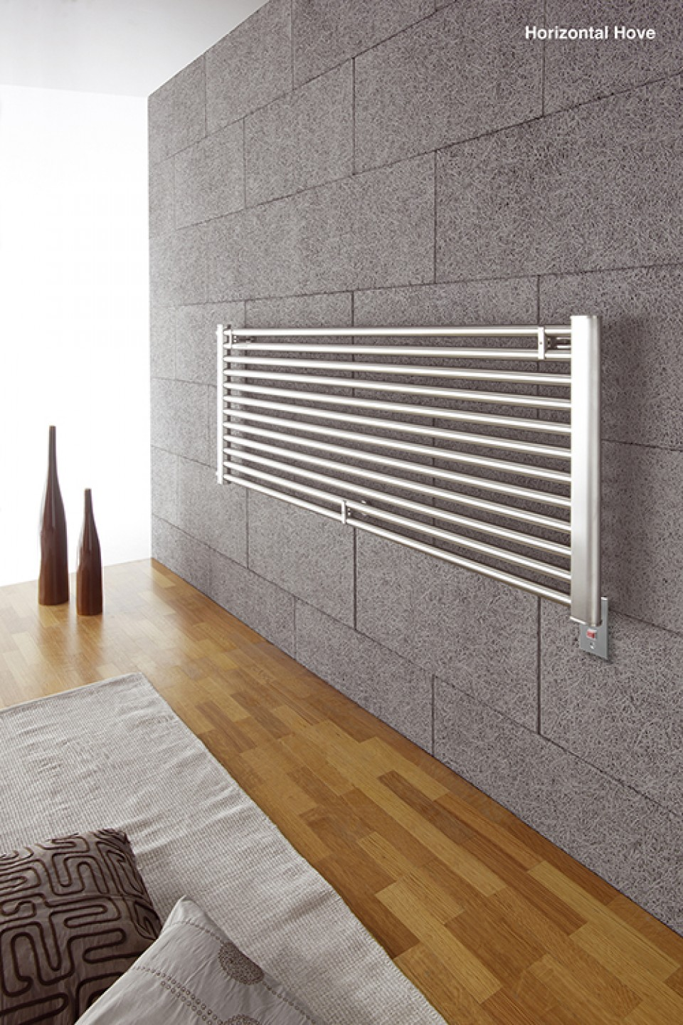 Electric Heated Towel Rack | Towel Rack Warmer | Amba Towel Warmers