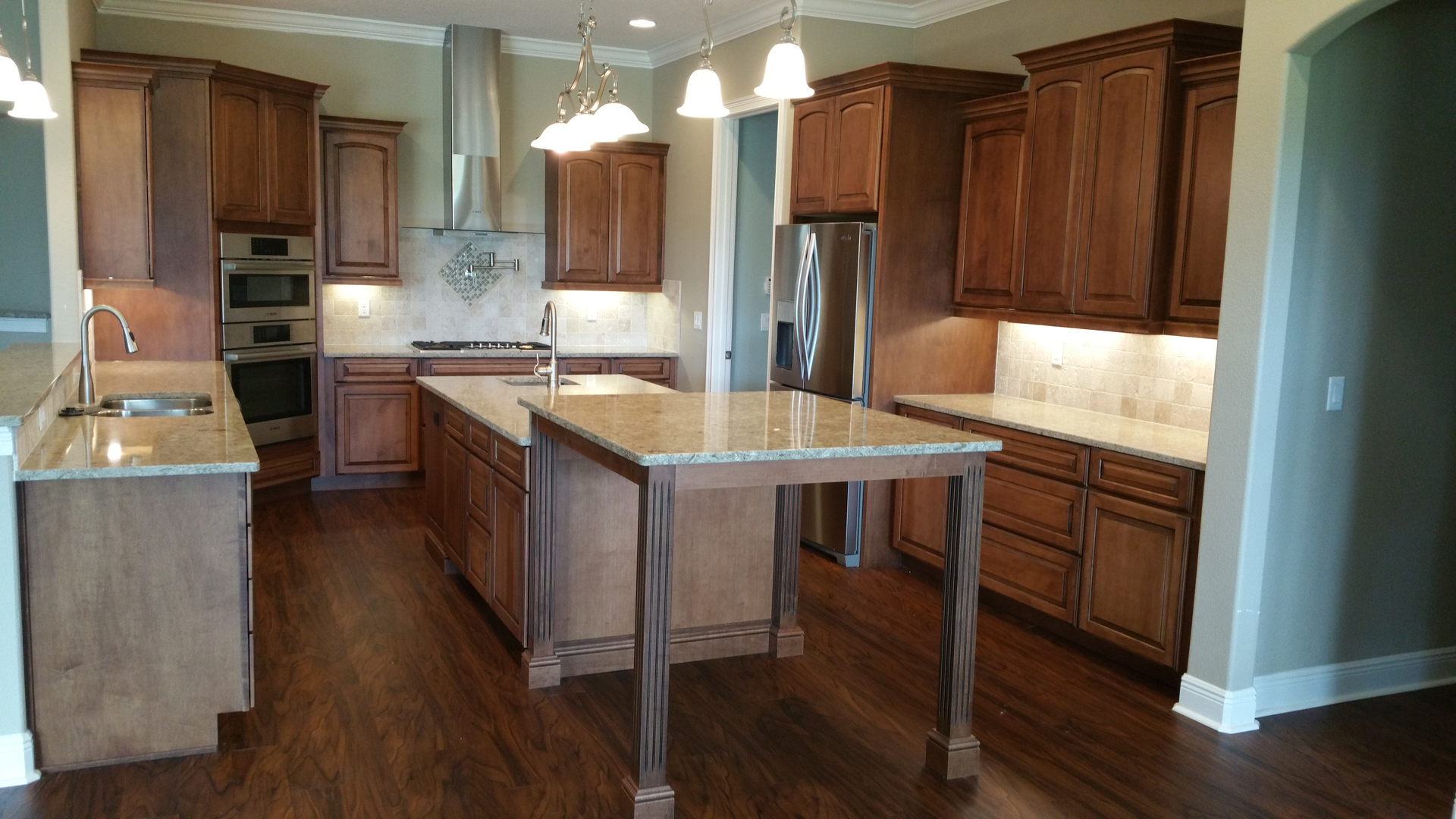 Elkay Wood Products Company | Merlot Kitchen Cabinets | Yorktown Cabinets