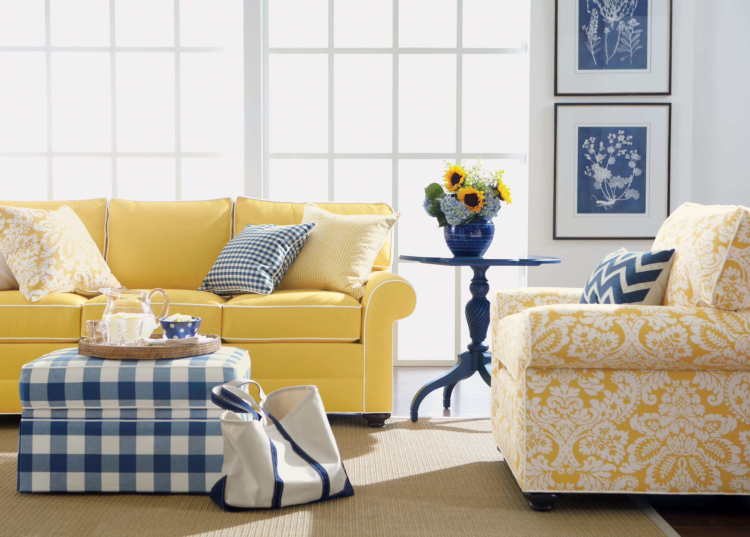 Ethan Allen Slipcovers | Pottery Barn Charleston Sofa | Pottery Barn Sleeper Sofa