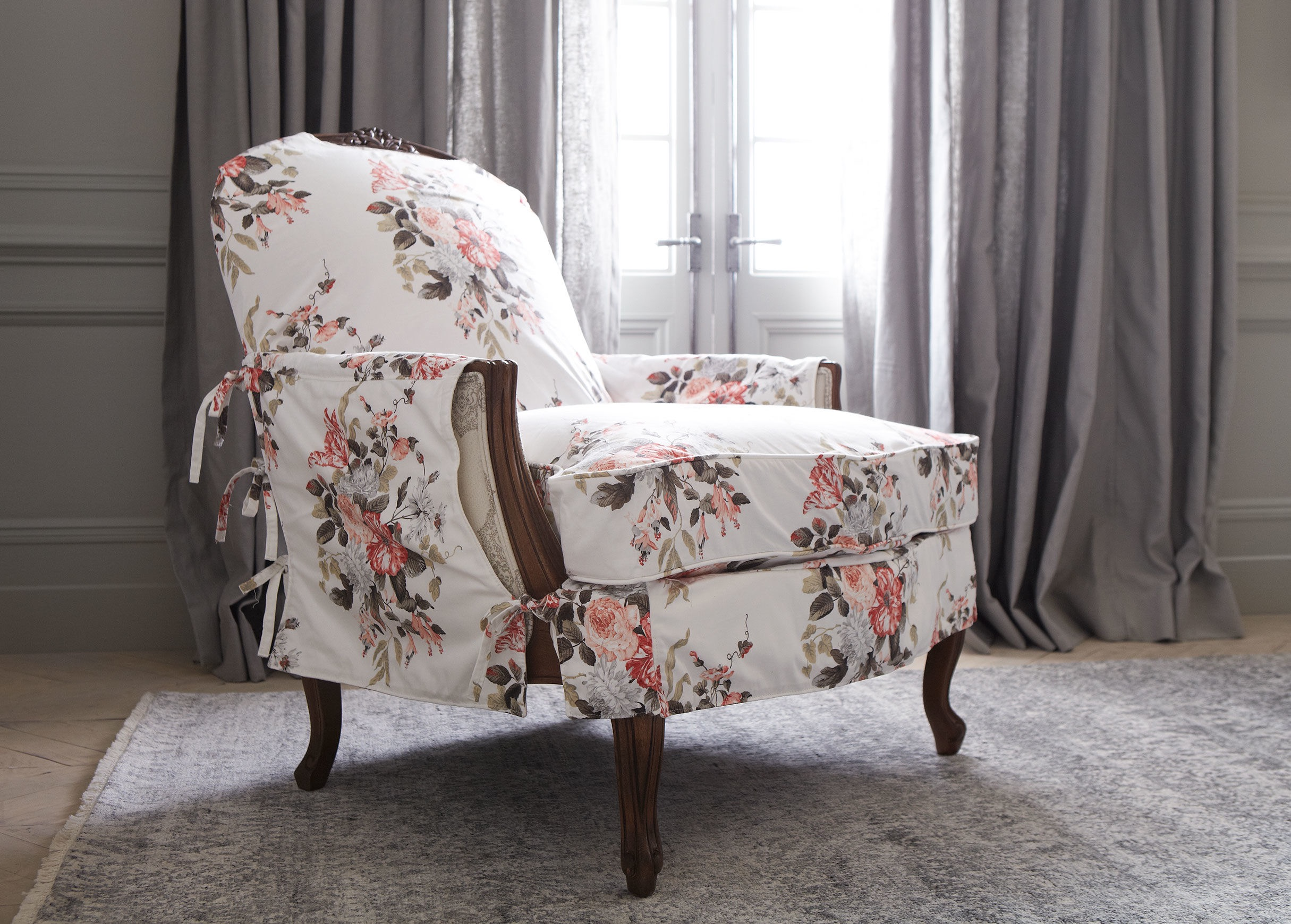 Furniture & Rug Ethan Allen Slipcovers
