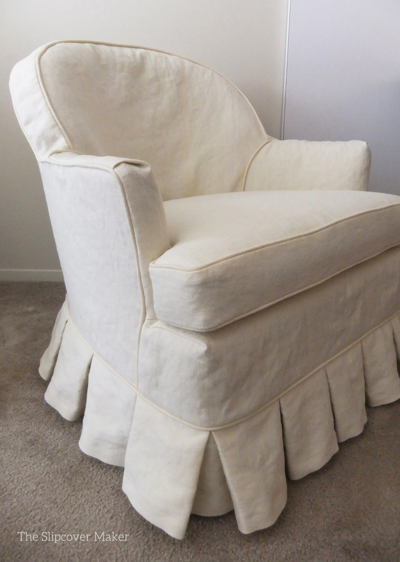 Ethan Allen Slipcovers Slipcovered Chairs Pottery Barn Furniture Warranty