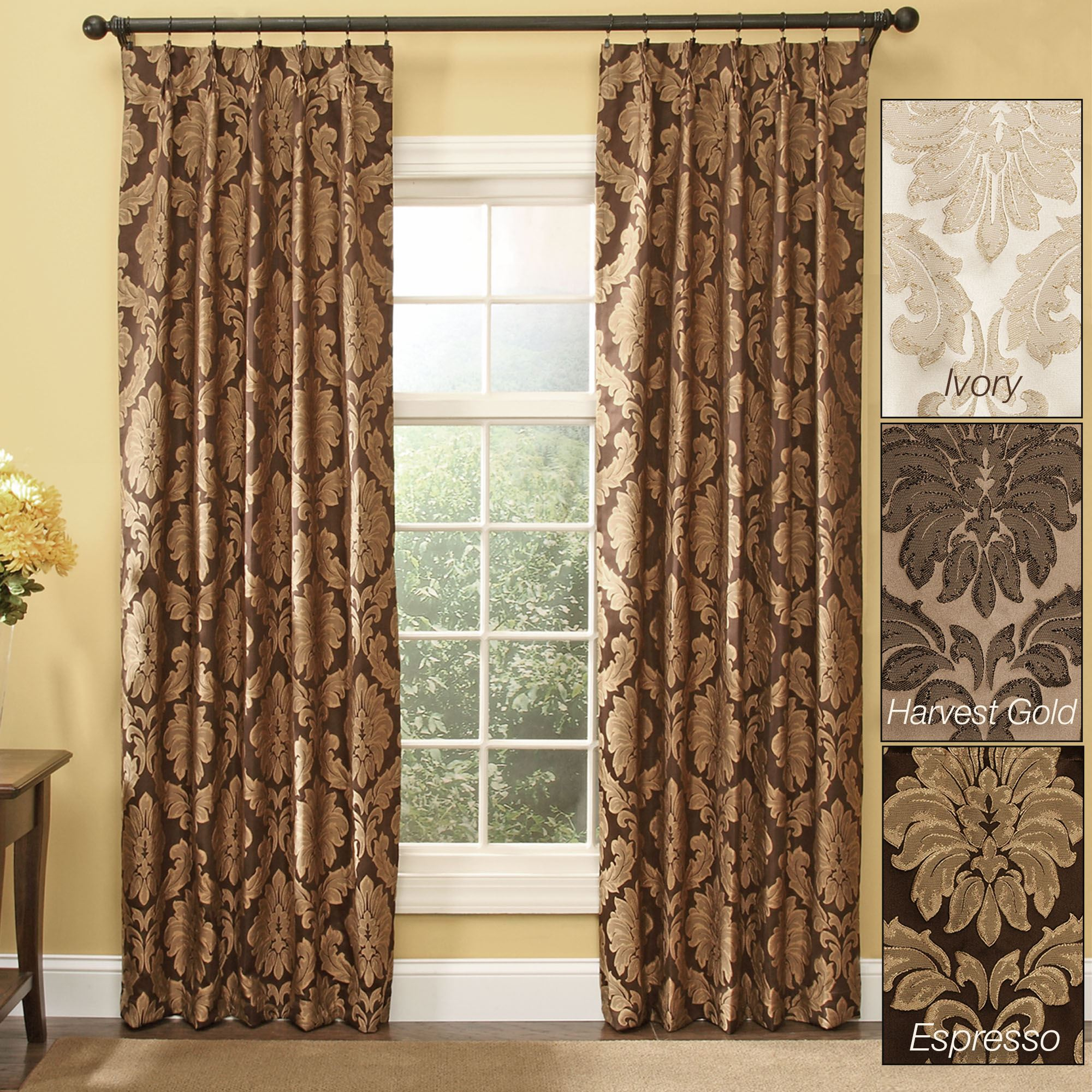 Extra Wide Drapes | Childrens Blackout Curtains | Kohls Drapes