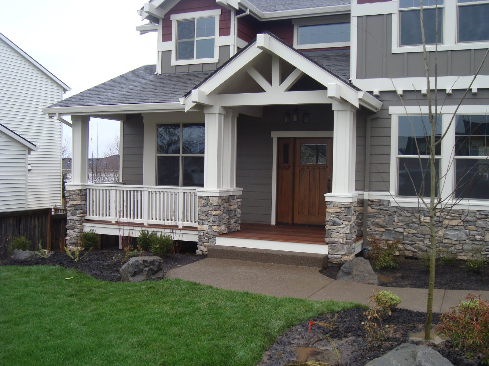 Fake Stone Siding | Coronado Stone Products | Brick Veneer Wall