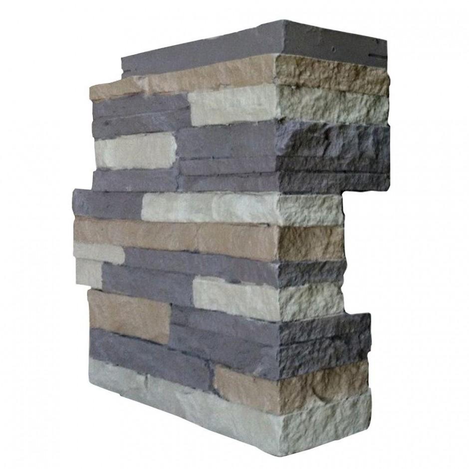 Faux Brick Wall | Fake Brick Siding | Fake Stone Siding