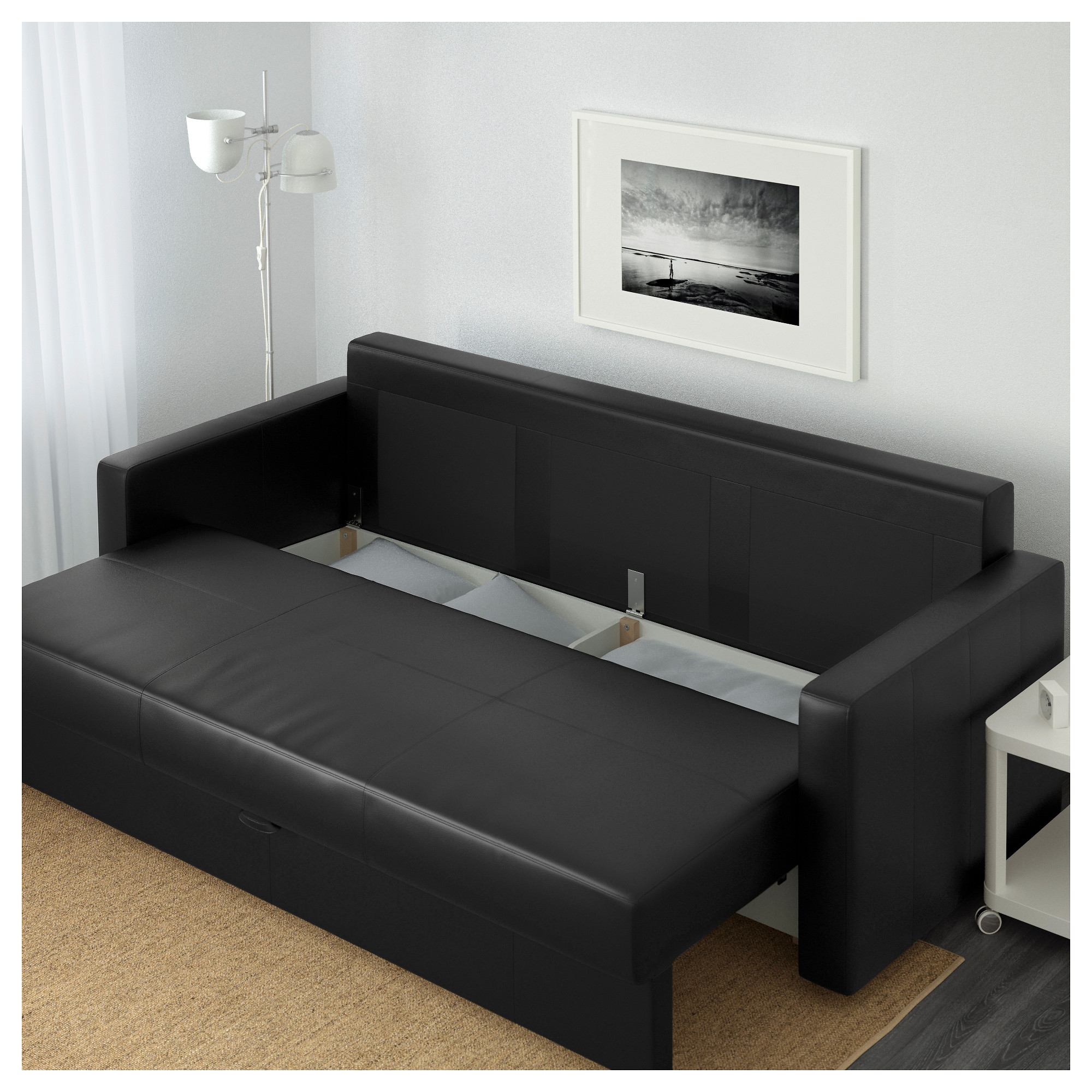 Flip chair bed ikea - Flip Chair Bed Friheten Corner Sofa Bed Moheda Sofa Bed