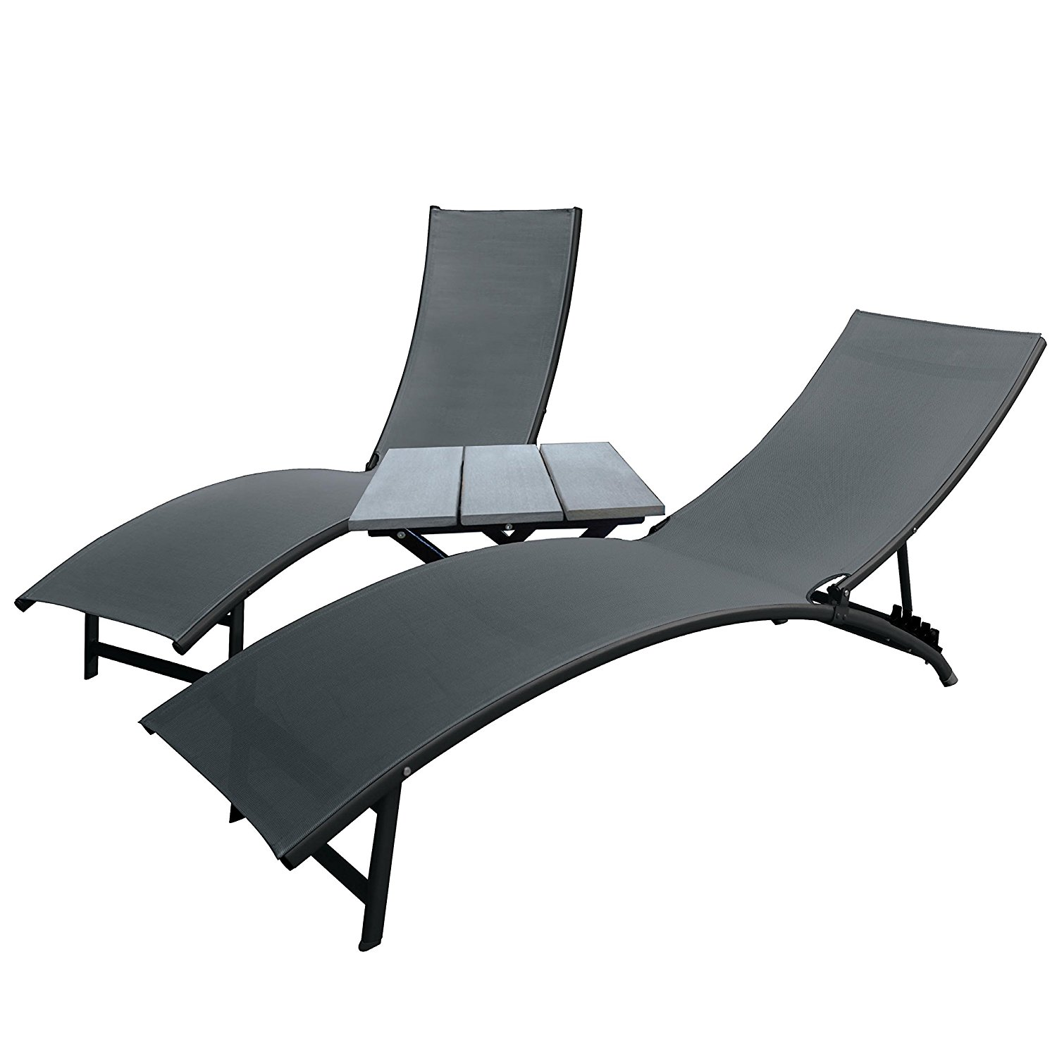 Floor Lounger | Orbital Lounger | Patio Lounger