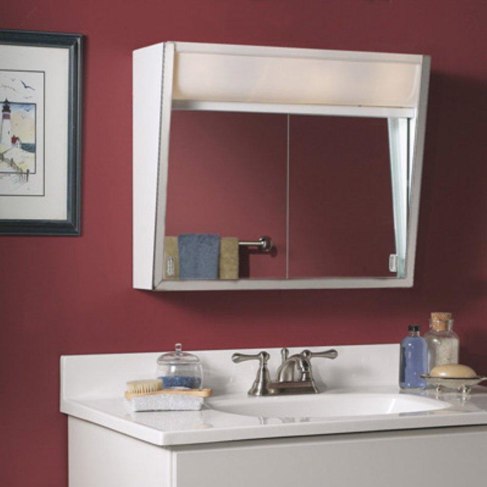Framed Medicine Cabinets | Jensen Medicine Cabinets | Recessed Bathroom Cabinet