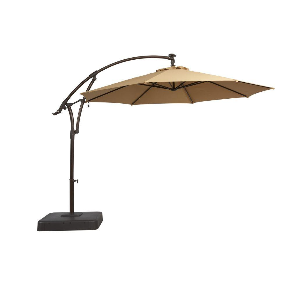 Free Standing Umbrella | Garden Treasures Gazebo | Garden Treasures Offset Umbrella