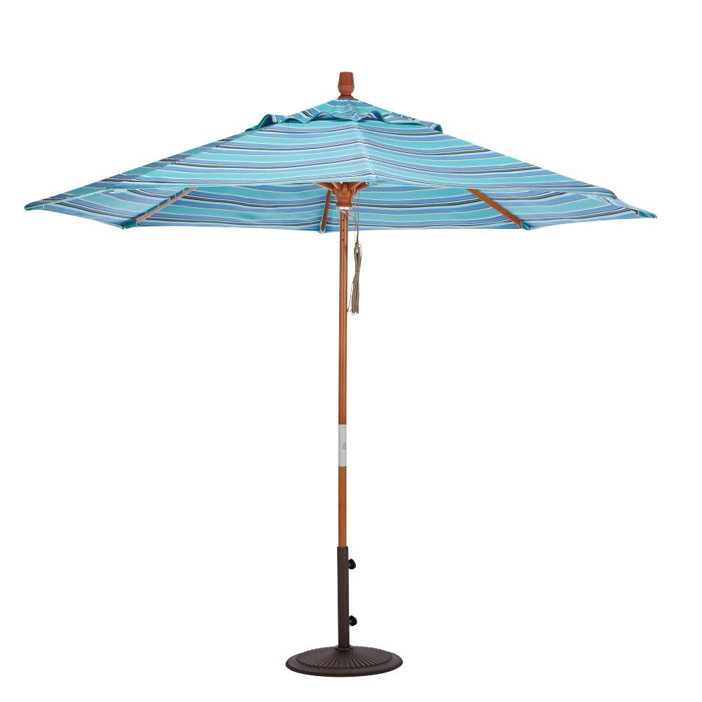 Garden Treasures Offset Umbrella | 10 Ft Offset Umbrella | Oversized Umbrella