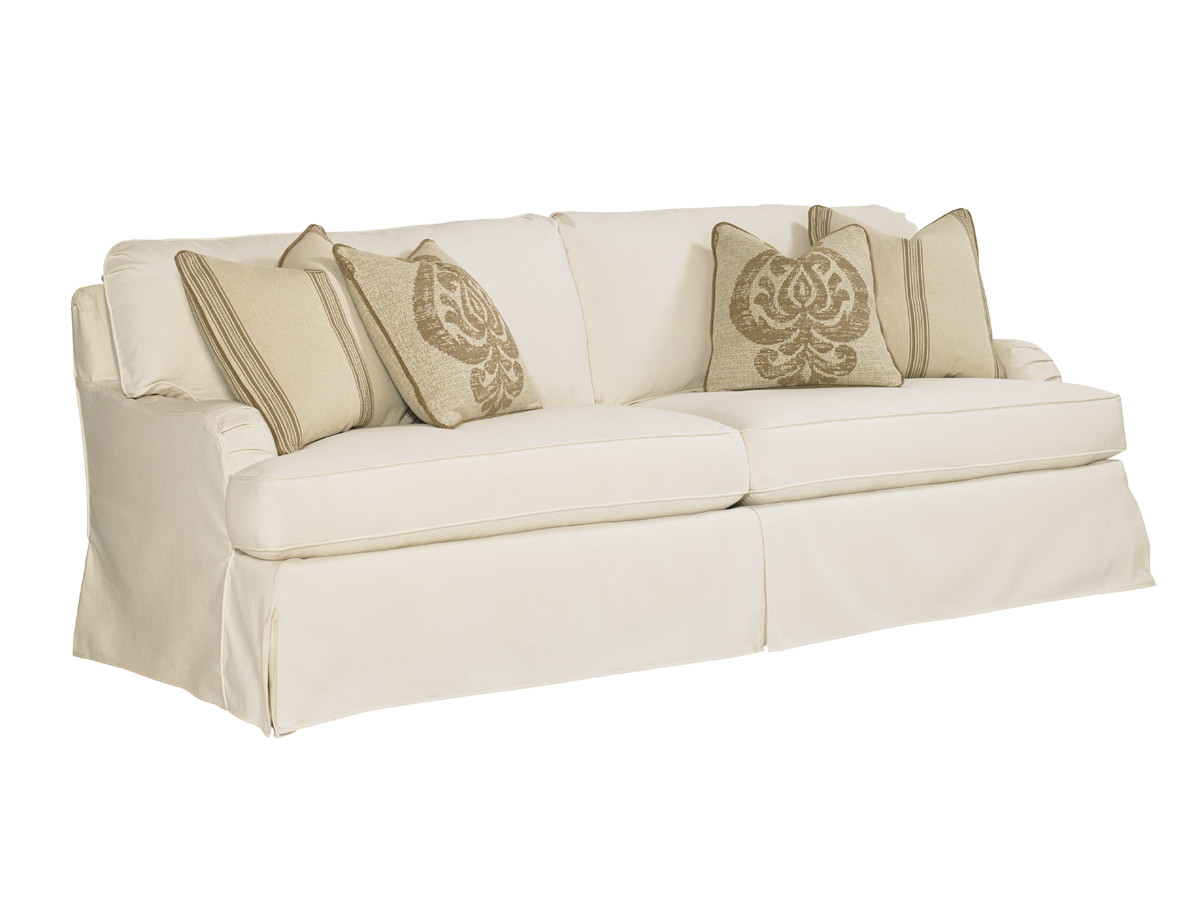 Gold Couches | Ethan Allen Slipcovers | Pottery Barn Slipcovered Sofa Reviews