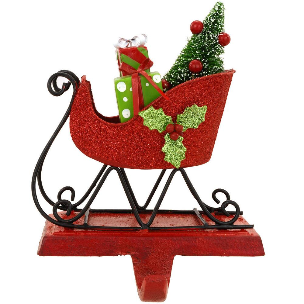 Gold Stocking Holders | Stocking Holders | Stocking Holders for Mantle
