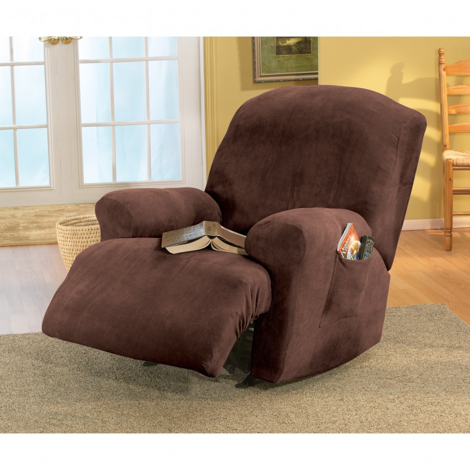 Grey Couch Covers | Pet Chair Covers For Recliners | Recliner Covers