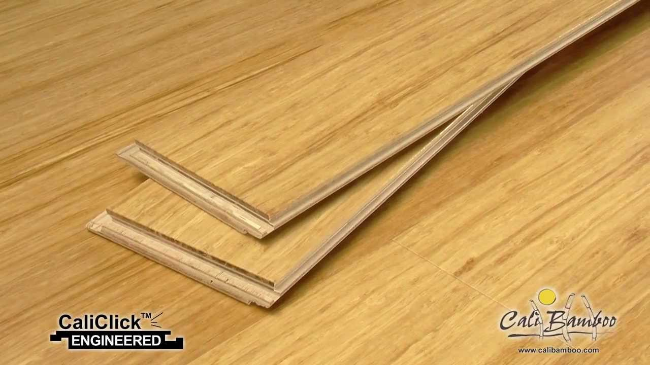 Hardest Wood Flooring | Cali Bamboo Flooring Reviews | Hand Scraped Strand Woven Bamboo Flooring