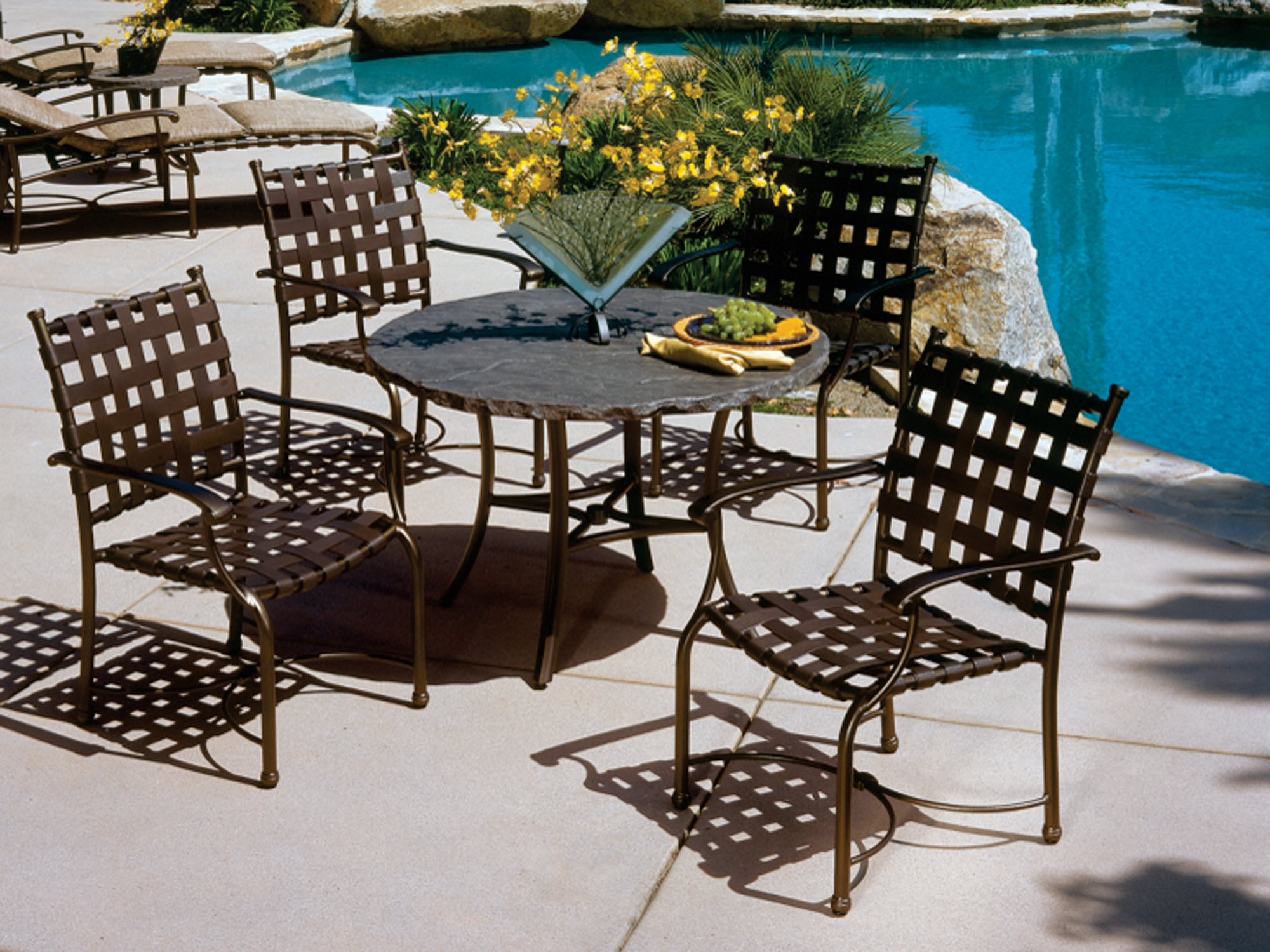 Hawaiian Patio Furniture | Tropitone | Tropicana Outdoor Furniture
