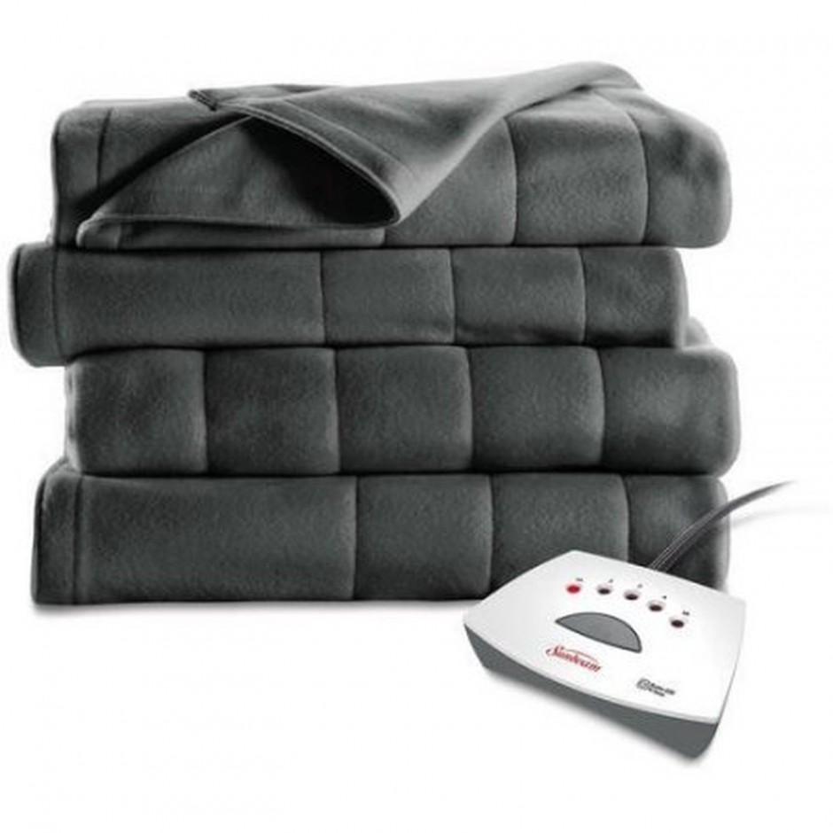 Heated Plush Blanket | Ebay Electric Blankets | Biddeford Electric Blanket