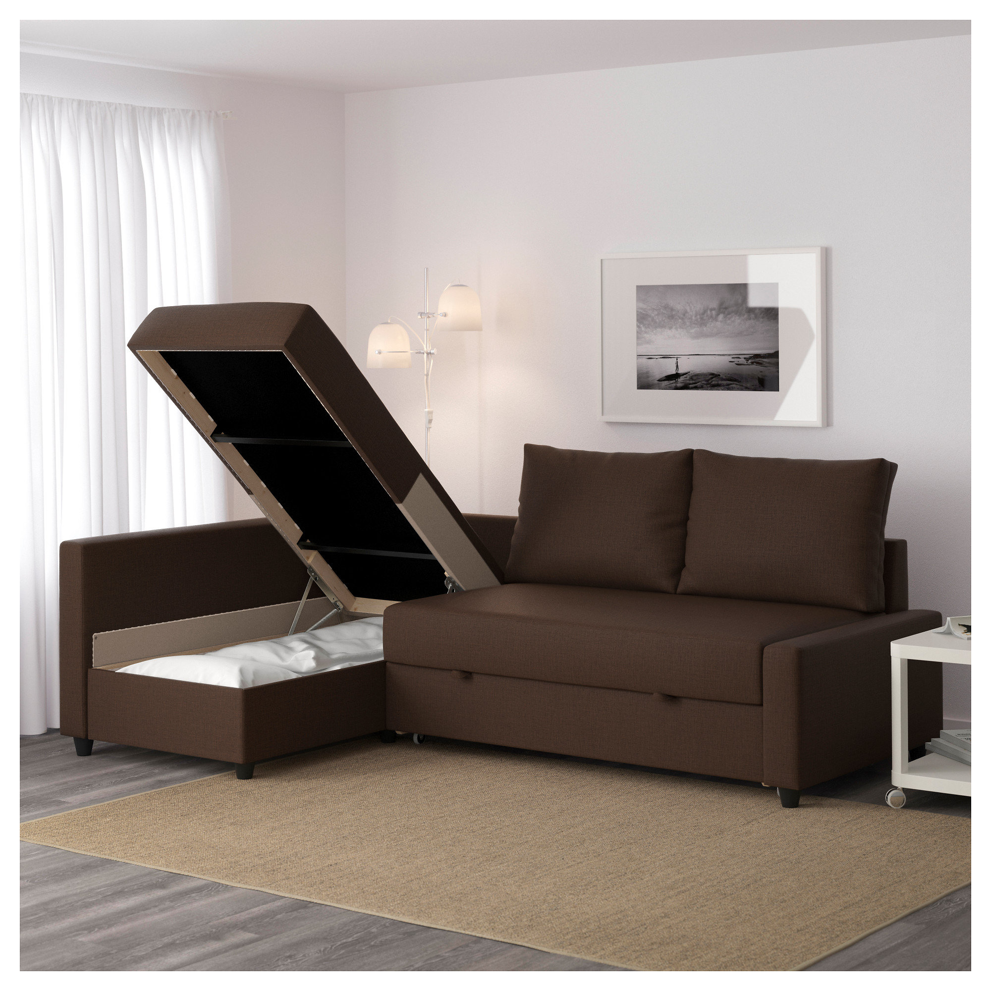 Furniture & Rug Modern Sleeper Sofa Flip Sofa Bed