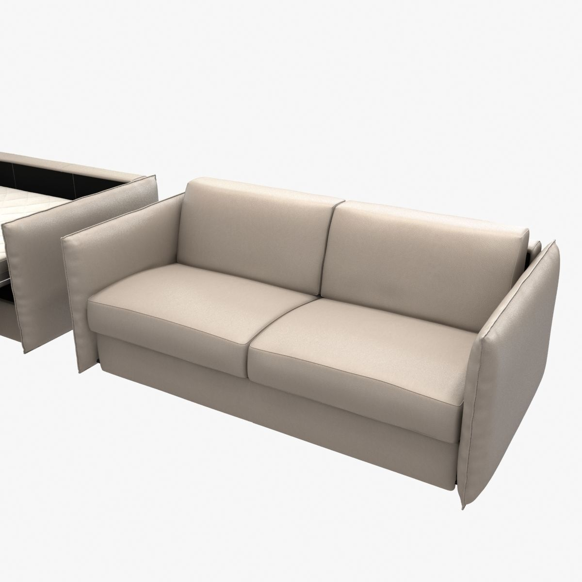 Ikea Pull Out Sofa  Balkarp Sofa Bed  Couch Fold Out Bed