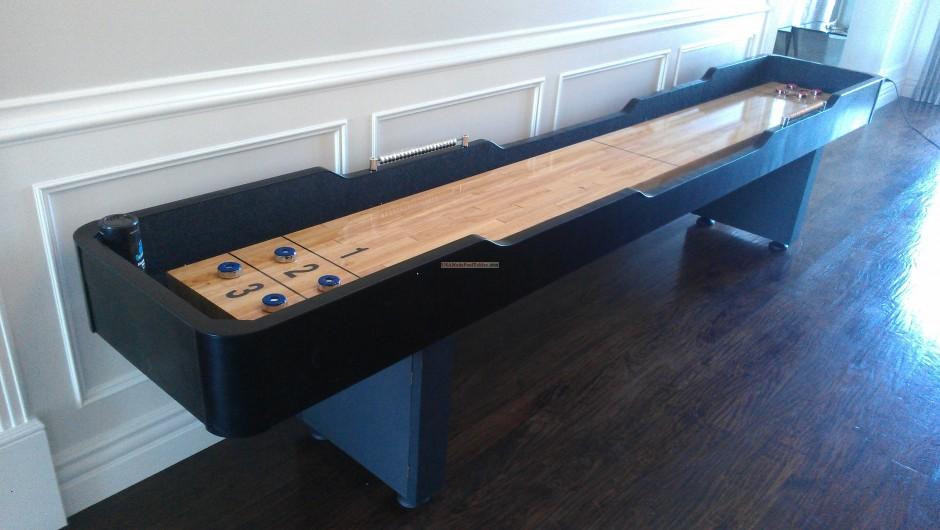 Indoor Shuffleboard | 12 Ft Shuffleboard Table | Shuffleboard Table