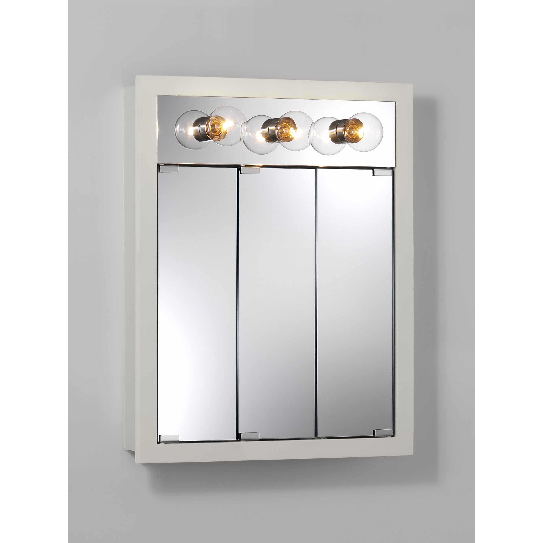 Bath & Shower Framed Medicine Cabinets