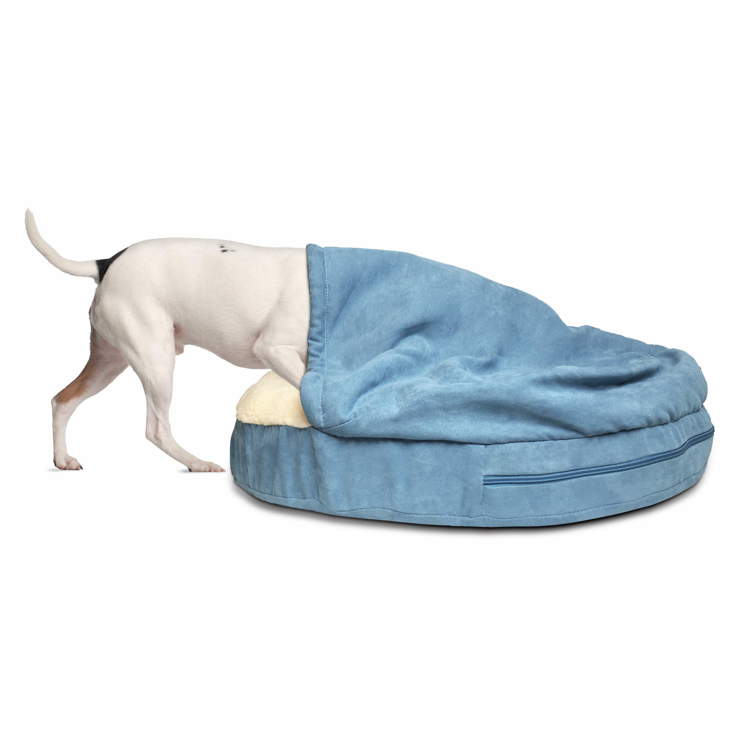 Kevlar Dog Toys | Bulldog Toys | Chew Proof Dog Bed