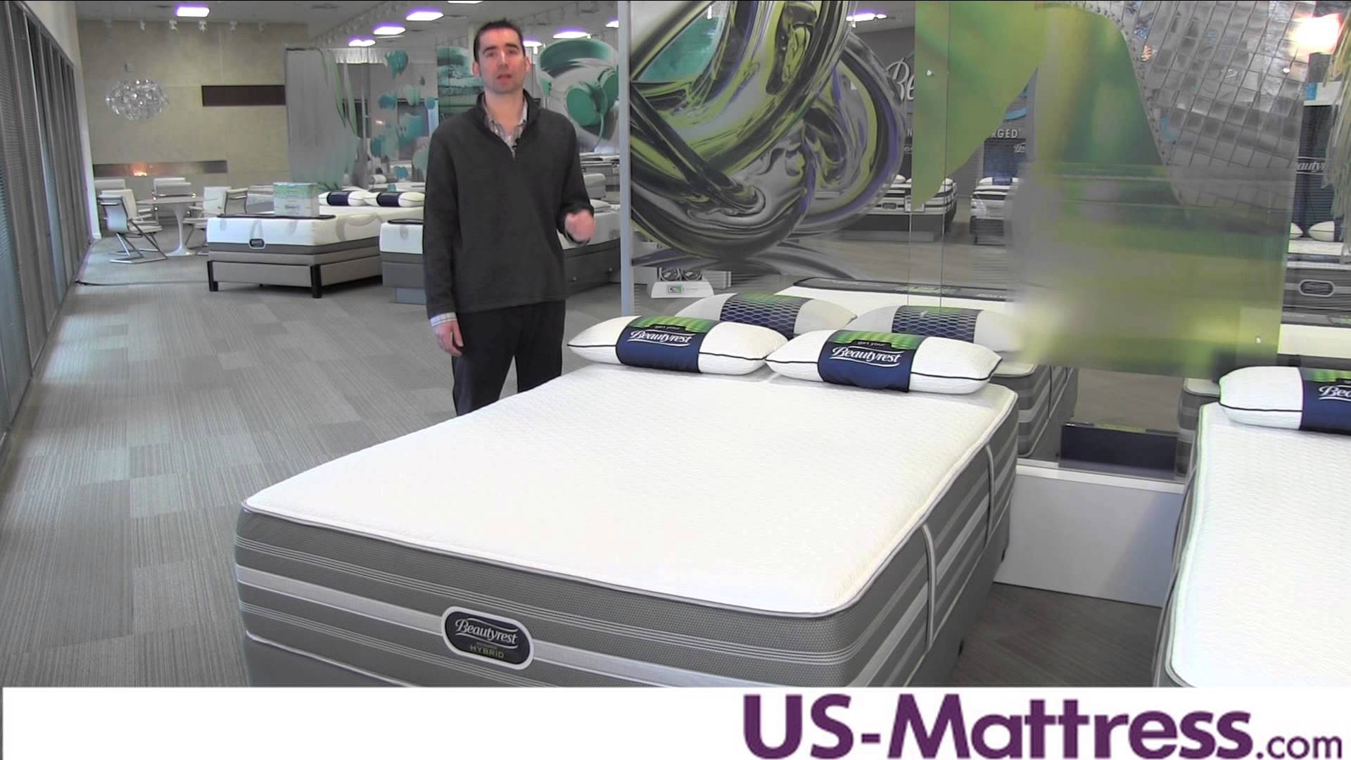 King Size Simmons Beautyrest Pillow Top Mattress | Beautyrest Recharge Mattress Reviews | Simmons Beautyrest Mattress