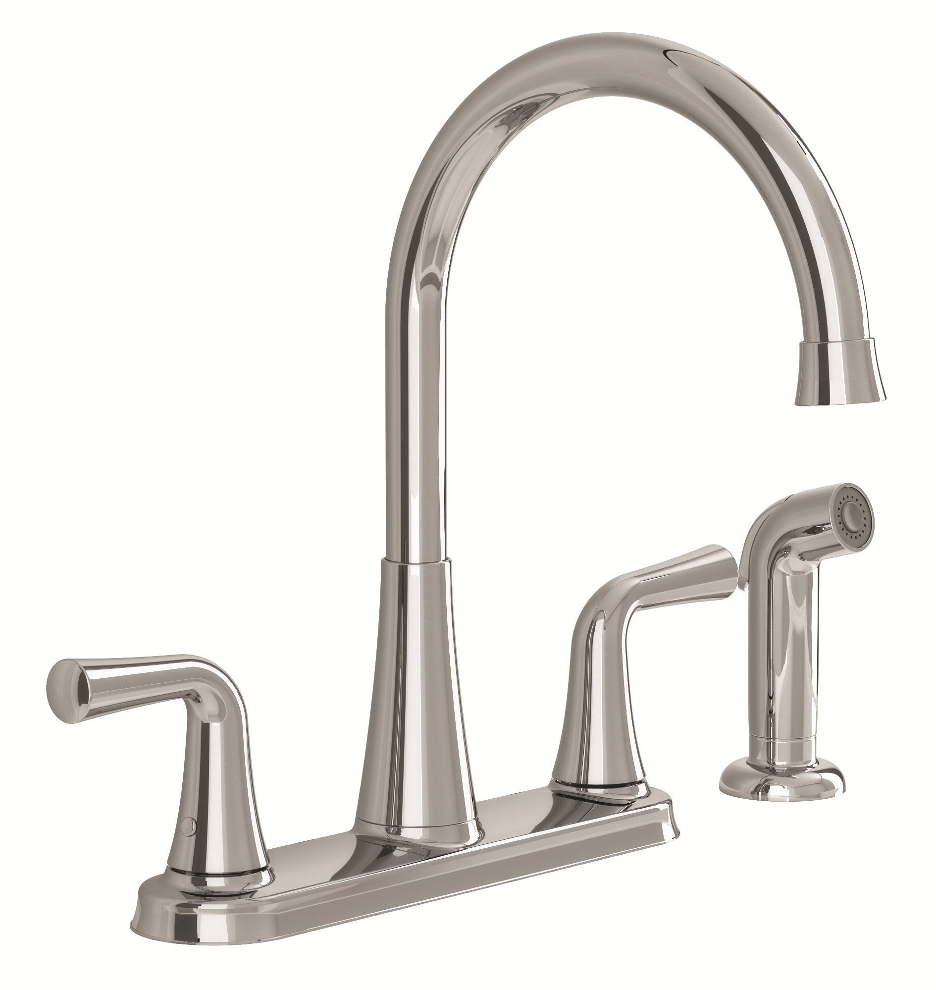 Kitchen: Single Handle Kitchen Faucet | Grohe Kitchen Faucet Parts ...