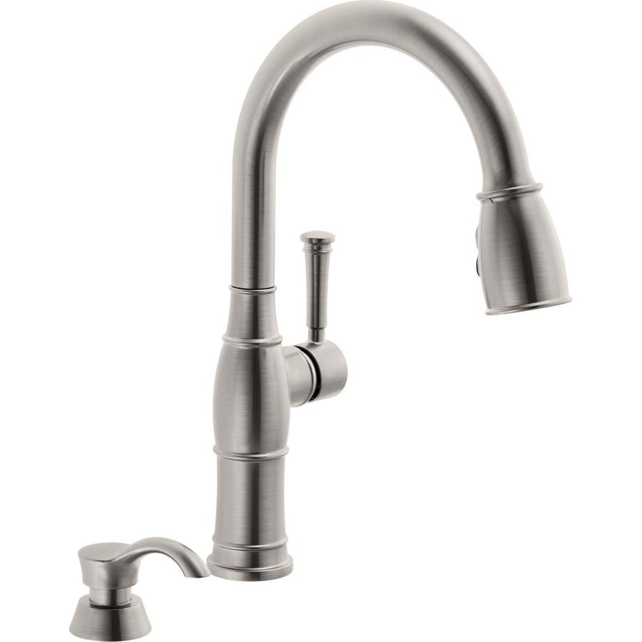 Delta Pull Out Kitchen Faucets kitchen: outstanding kitchen faucets for modern kitchen faucet