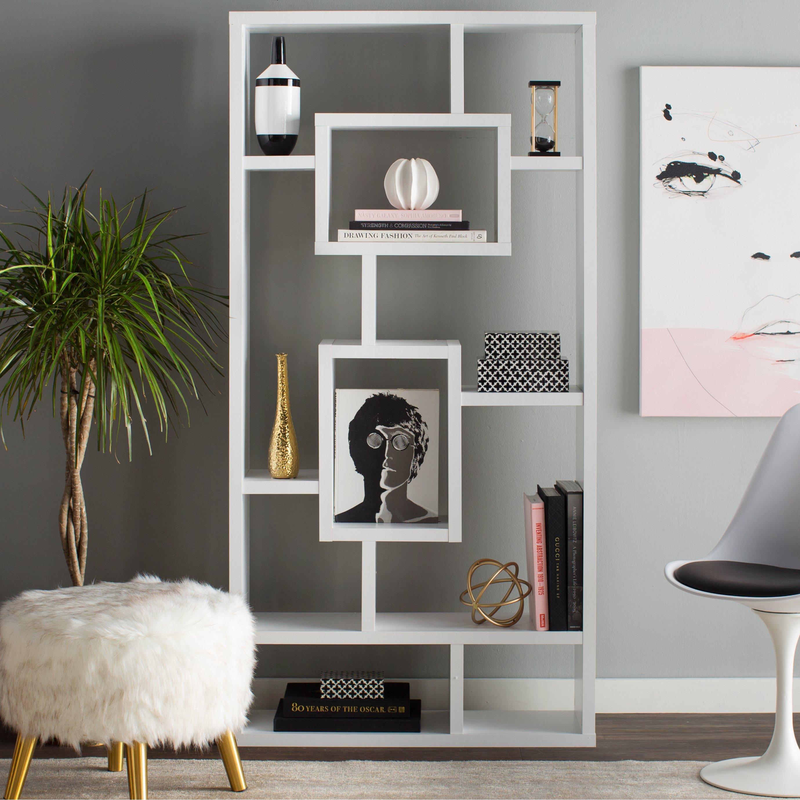 Creative Kmart Bookshelves for Book Organizer Idea: Kmart Couches | Kmart Bed Frame | Kmart Bookshelves