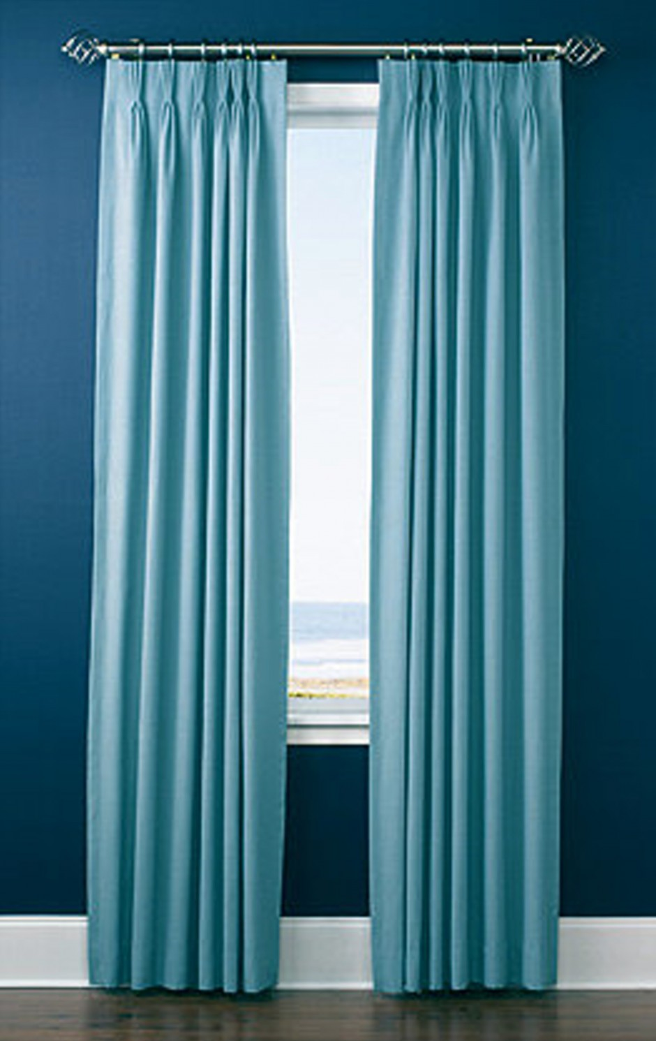 Kohls Sheer Curtains | Aqua Blackout Curtains | Kohls Drapes
