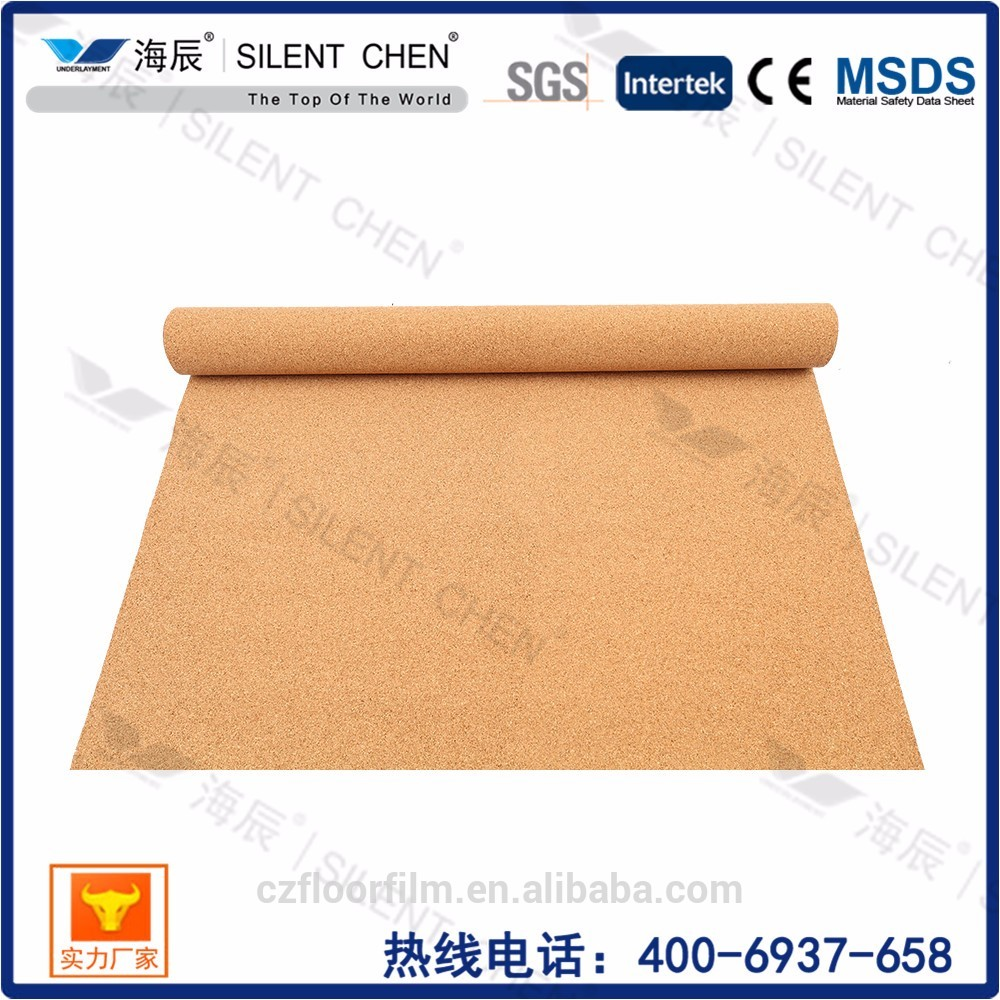 Laminate Floor Padding Underlayment | Cork Underlayment | Best Vapor Barrier for Laminate Flooring