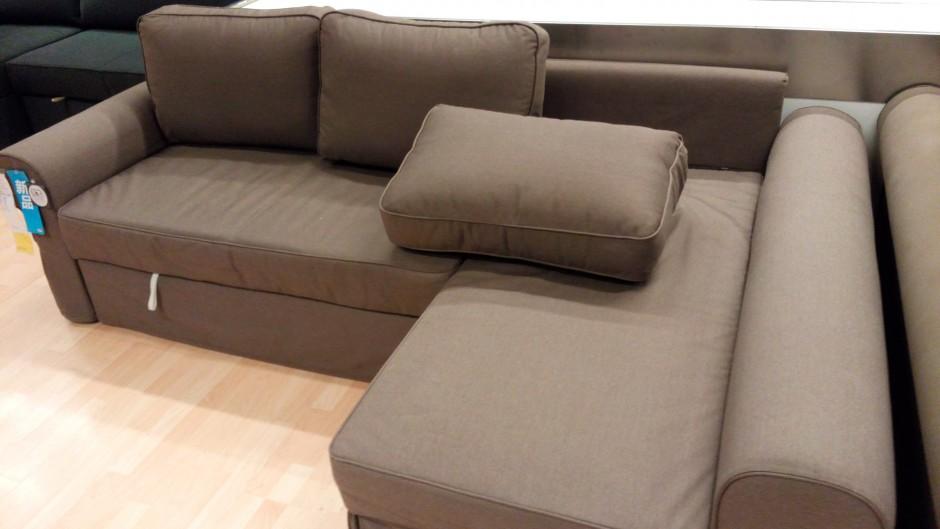 Leather Sofa Bed Ikea | Modern Sleeper Sofa | Moheda Sofa Bed
