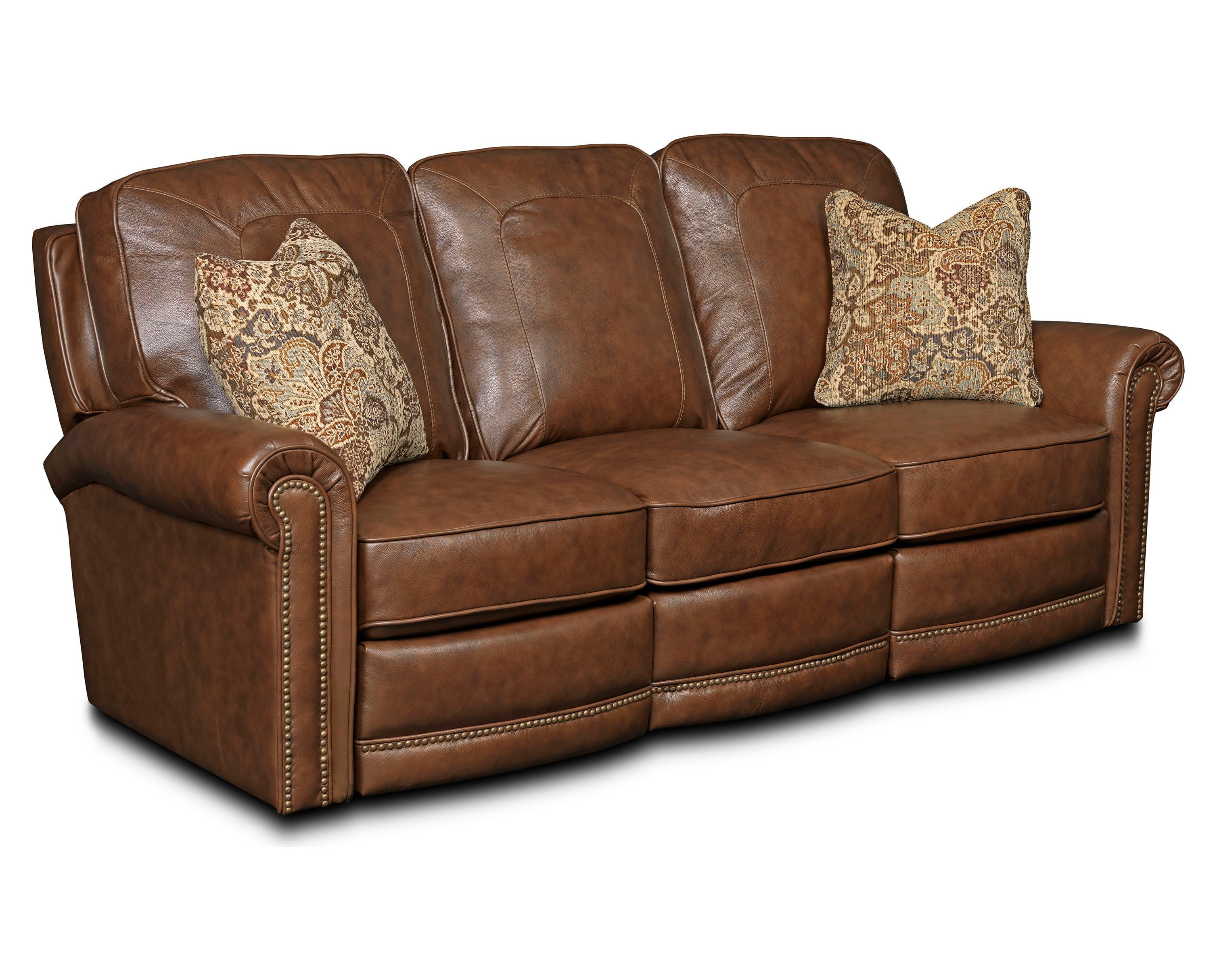 Leather Sofa Recliner | Ethan Allen Sofa | Ethan Allen Recliners