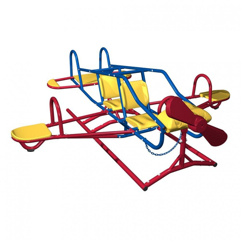 Lifetime Ace Flyer Airplane Teeter Totter | Teeter Totter | Teeter Totter For Sale