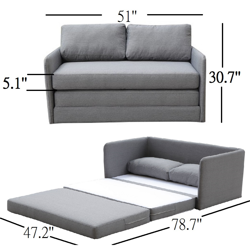 Loveseat Sleeper | Sofa Bed Sectional | Sleeper Loveseat Sofas