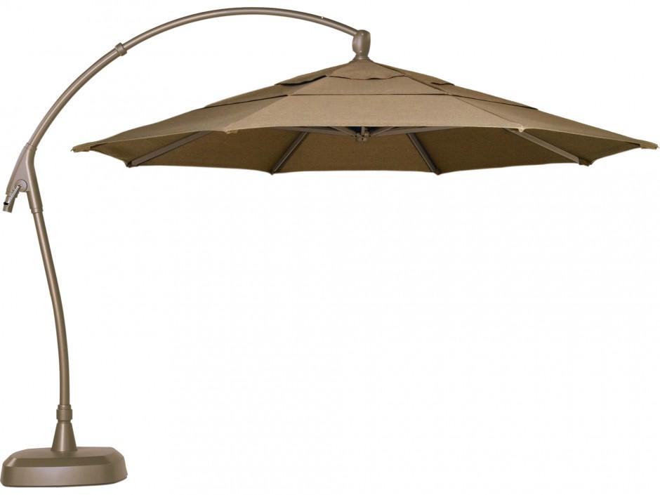 Lowes Market Umbrella | Garden Treasures Offset Umbrella | Patio Umbrella Replacement