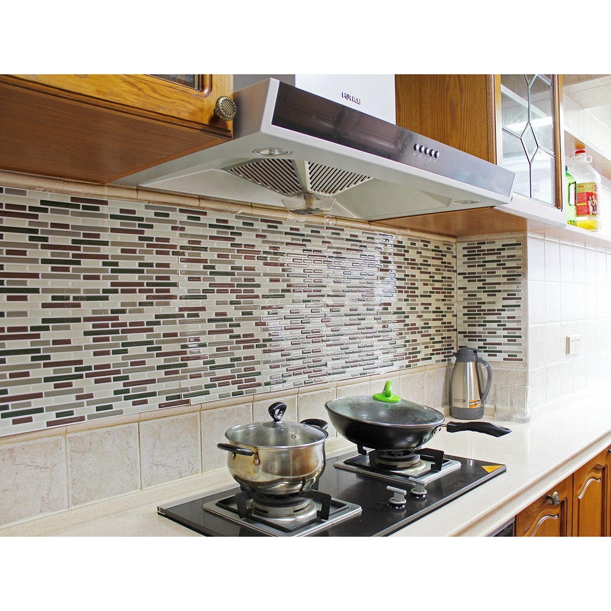 Lowes Tiles | Peel and Stick Tile | 18x18 Peel and Stick Tile